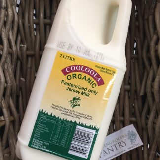 Cooloola organic 2lt milk
