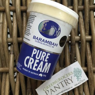 Cream & sour cream