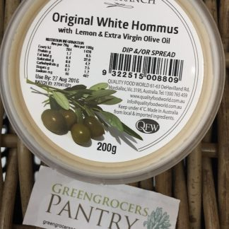 Hommus original white Olive Branch