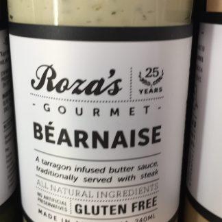 Bearnaise 240ml Rozas Gourmet sauces